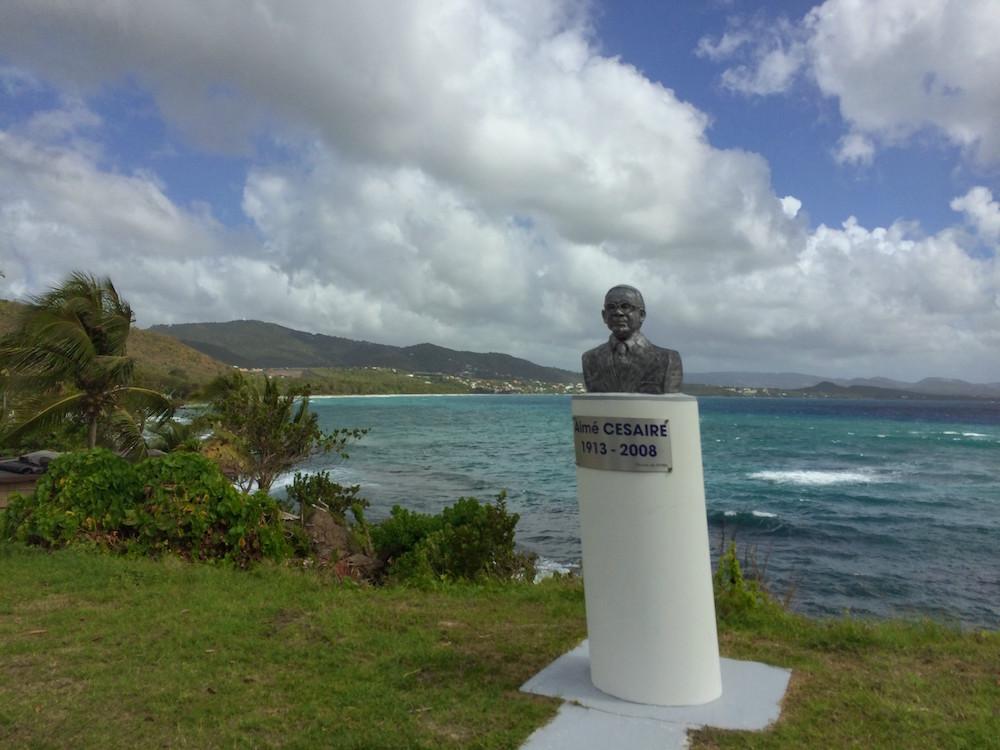 monument Aimé Césaire