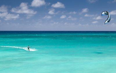 Top 3 des spots de kitesurf en Martinique