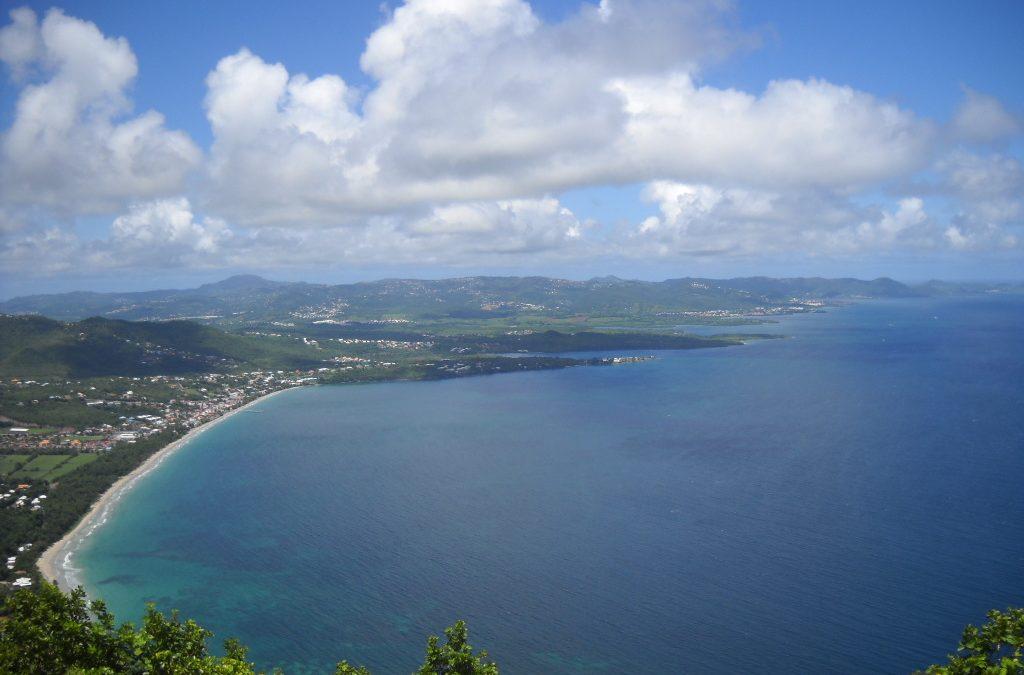 Ces 4 endroits que vous devrez absolument voir lorsque vous voyagerez à la Martinique