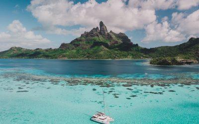 En route pour la Polynésie française: 2 îles immanquables