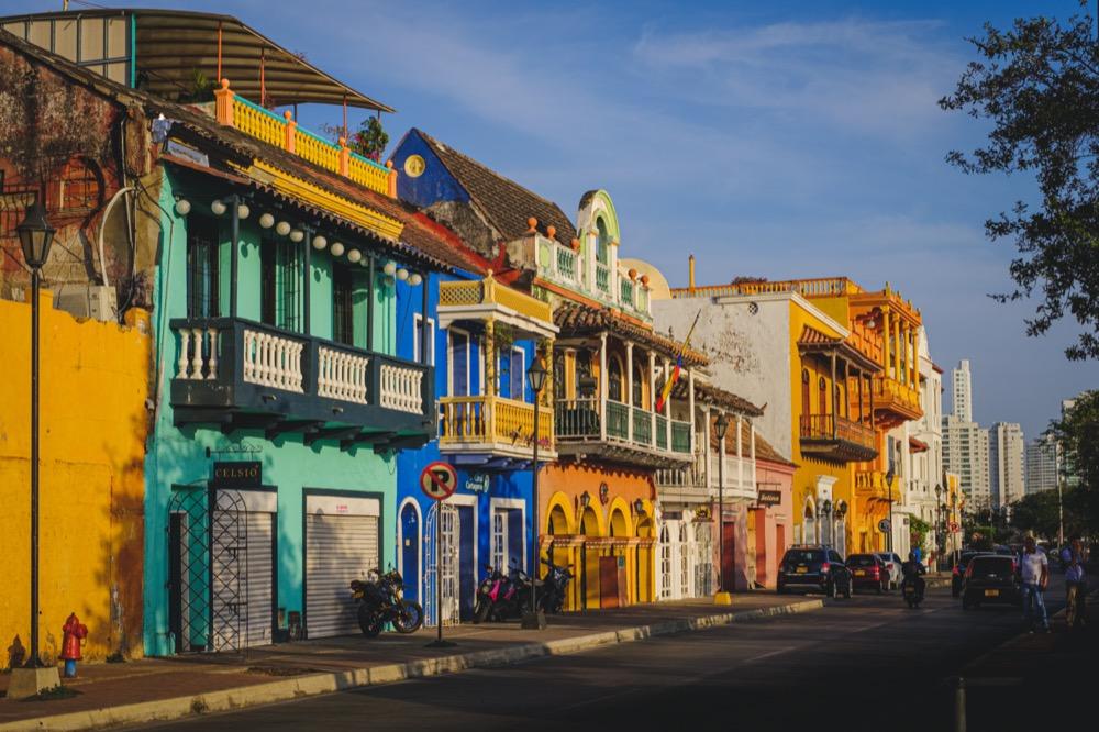 Découvrez la magnifique ville de Cartagena