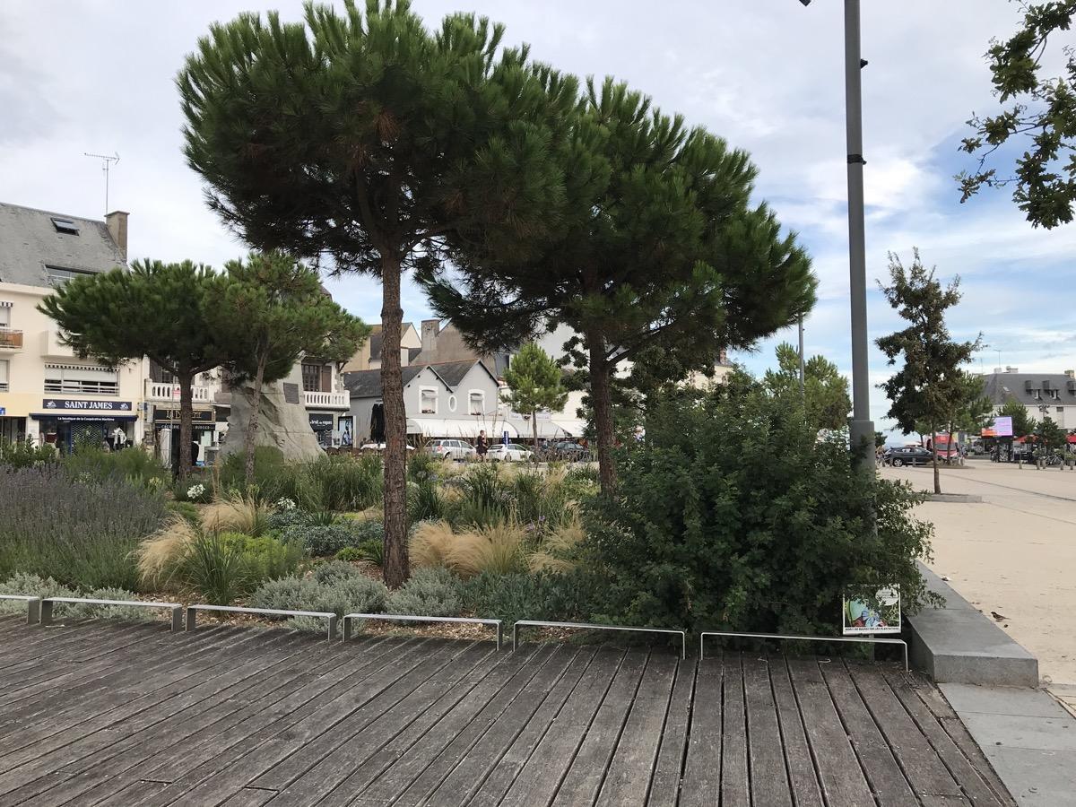 Centre ville de Quiberon