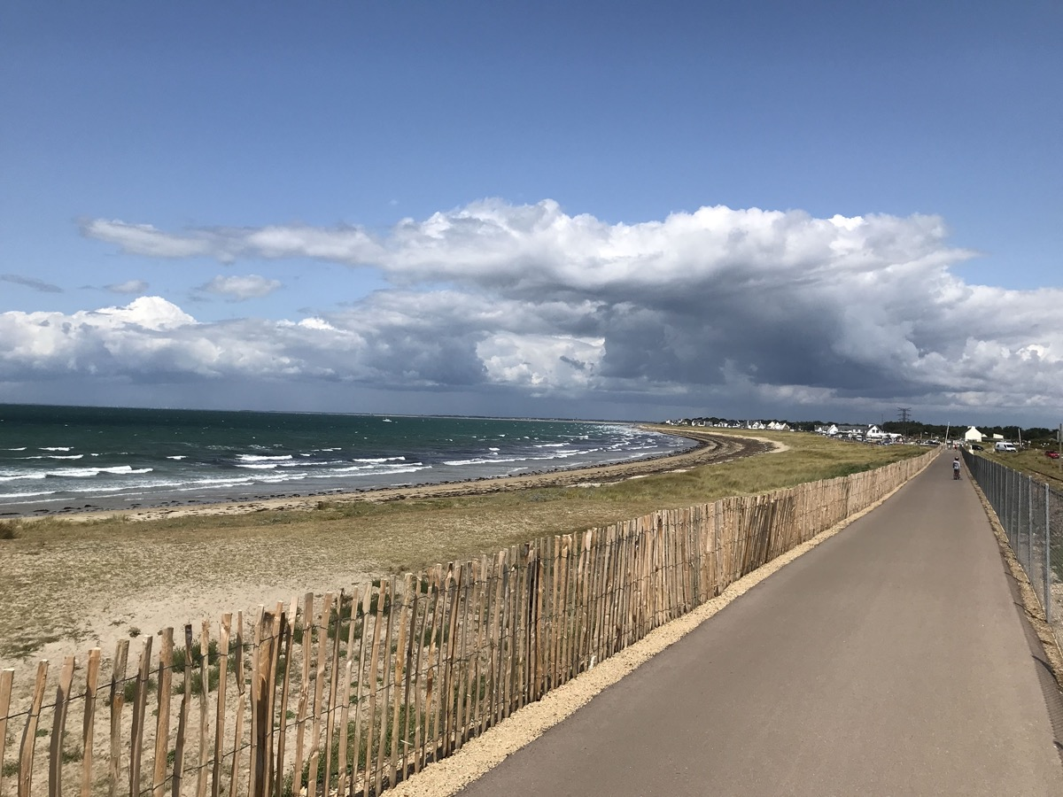 piste cyclable Penthièvre